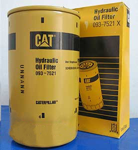 filtre huile hydraulique caterpillar ref 093 7521 destock pi ces 24. Black Bedroom Furniture Sets. Home Design Ideas