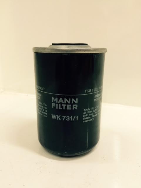 filtre huile mann ref wk731 1 destock pi ces 24. Black Bedroom Furniture Sets. Home Design Ideas