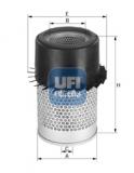 Filtre à air UFI Référence: 2792000