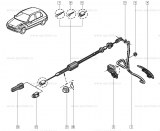 Palier d'articulation Renault Ref 7700796574