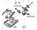 Bague antivol Renault Ref 7700806111