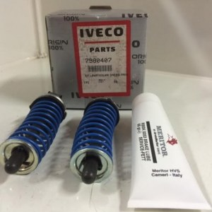Kit réparation frein arrière Iveco 7980407