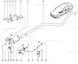 Plot de suspension Renault 8200256977