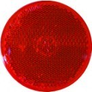 Catadioptre rouge adesif rond diam 60MM 531602