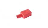 Cache-borne batterie rouge 192681