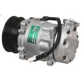 Compresseurs de climatisation pour véhicules utilitaires,poids lourds et engins de travaux publics