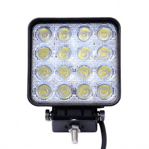 Phare de travail 16 LED 4320 Lumen HF-7248