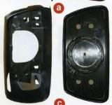Coque arrière Iveco 504159022