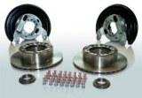 Kit de freins AR pour Renault Mascott 5001864712KIT
