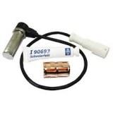 Kit capteur abs Knorr-Bremse 400mm coudé / câble court
