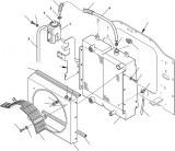 Bouchon de réservoir Komatsu 22L-09-R3820
