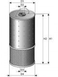 Filtre à huile Purflux Référence: L459