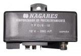 Boitier temporisateur de préchauffage Lum Lux 105820510
