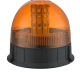 Gyrophare LED R10 12/24V avec fixation 3 points